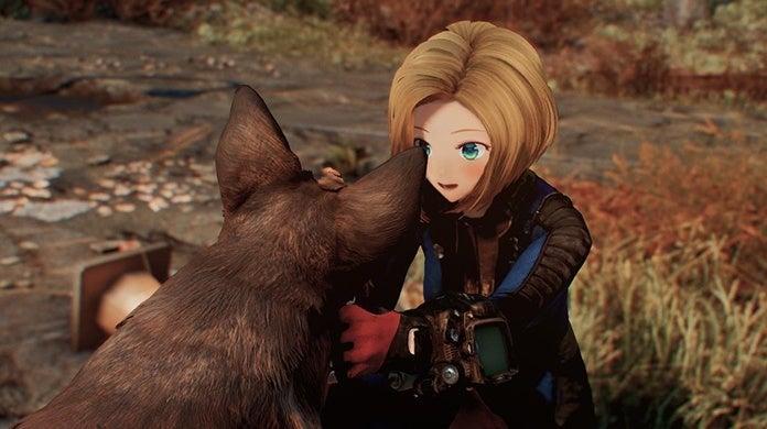 Fallout 4 Anime Mod