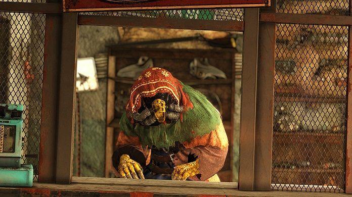 Fallout 76 Purveyor