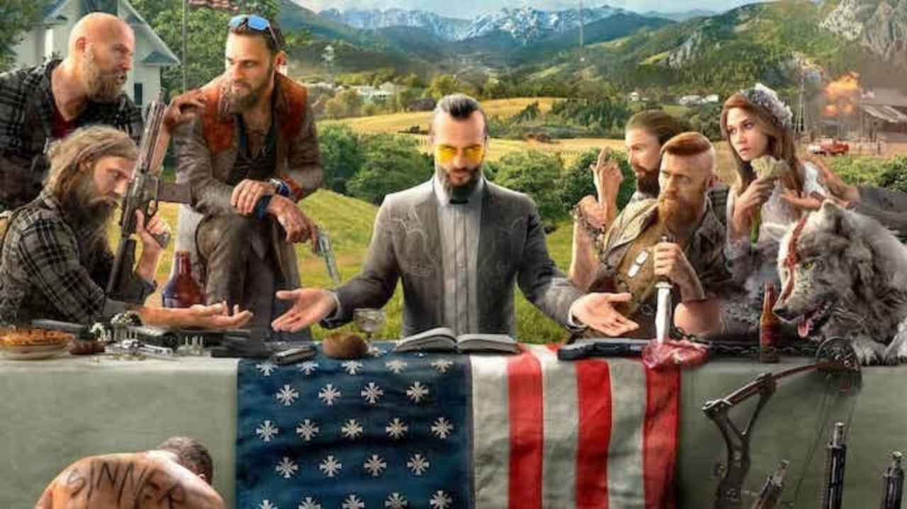 Far Cry 5 Is The Best-Selling Ubisoft Game This Generation