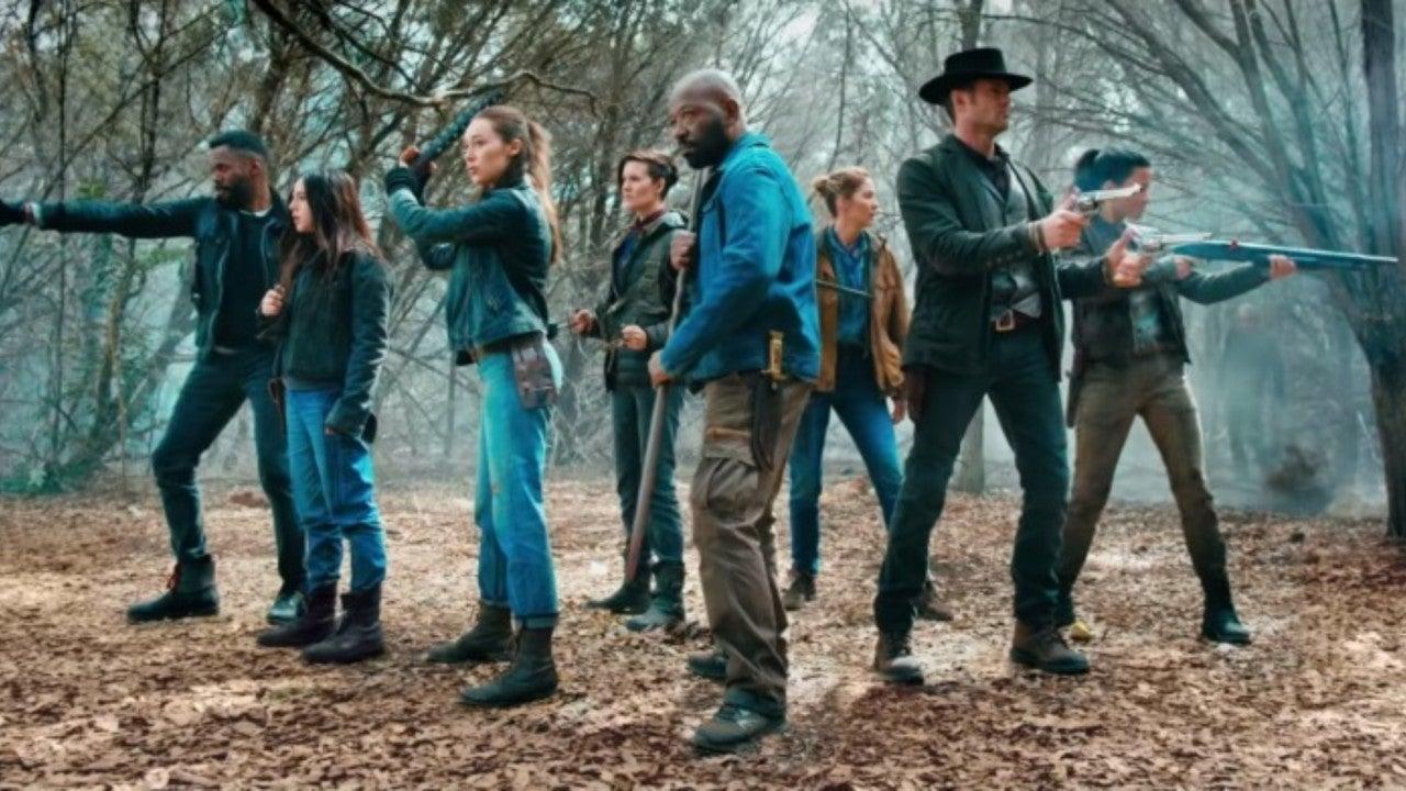 Fear the Walking Dead Season 5: Heroes Assemble in Avengers Parody Trailer