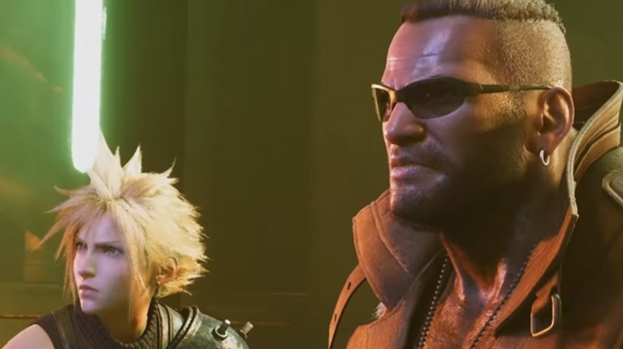 Final Fantasy VII Remake Leak Possibly Reveals Character Redesigns, Story Changes, and More