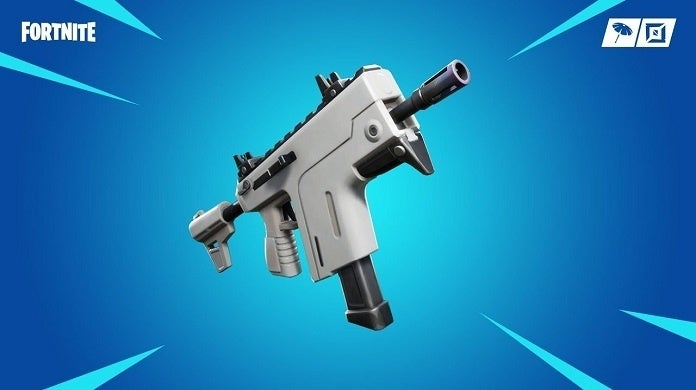 Fortnite Burst SMG