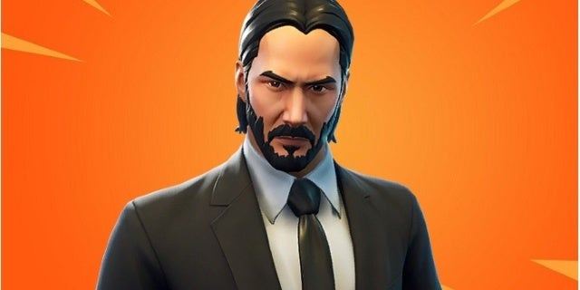 Fortnite John Wick Skin