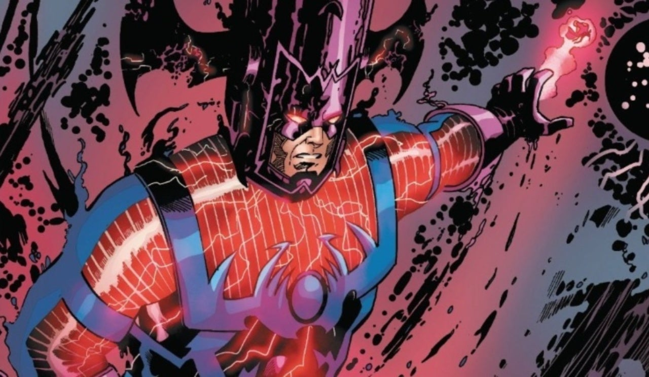 Marvel Reveals Surprising, Villainous New Herald of Galactus