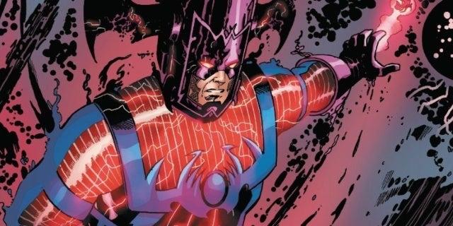 Marvel Reveals Surprising, Villainous New Herald of Galactus