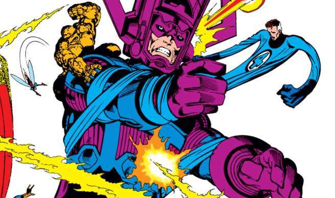 Galactus MCU - Battles Everyone
