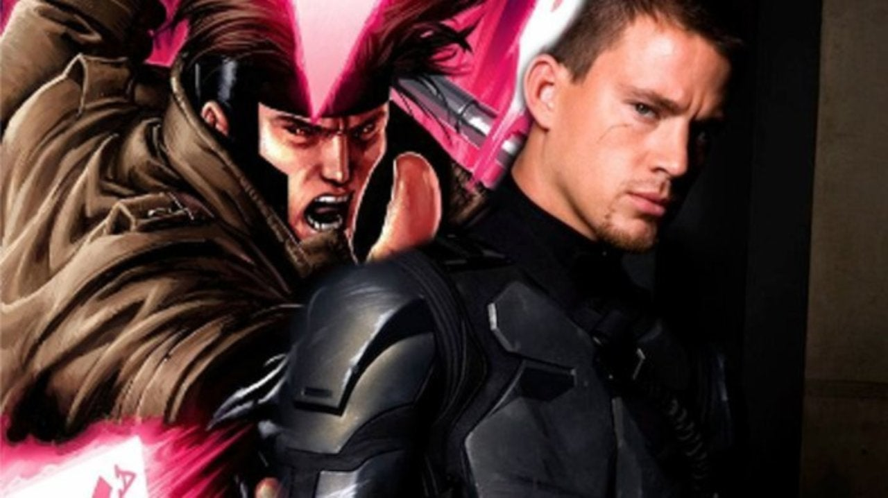 Channing Tatum's Gambit Movie Removed From Disney Schedule