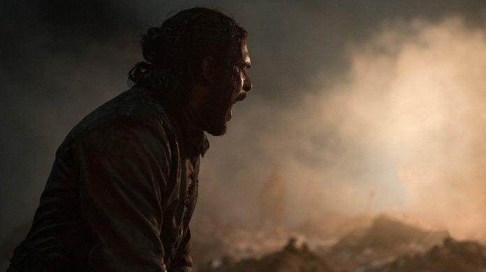 Game of Thrones Battle of Winterfell Jon Snow Kit Harington