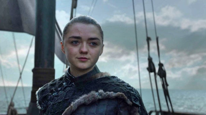 Game of Thrones finale Arya