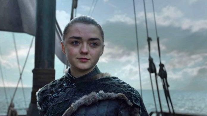 Game of Thrones finale Arya