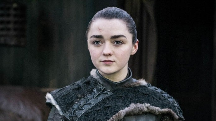 Game of Thrones finale Maisie Williams