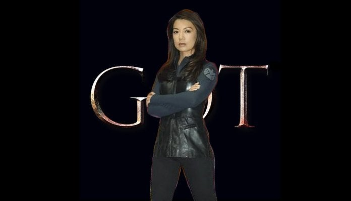 Game of Thrones Finale Reactions Ming-Na Wen Agents Shield