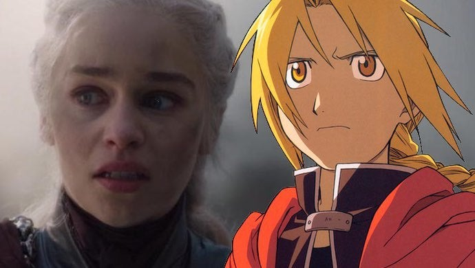 game of thrones fullmetal alchemist