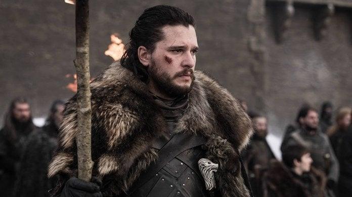 game of thrones season 8 episode 4 jon snow