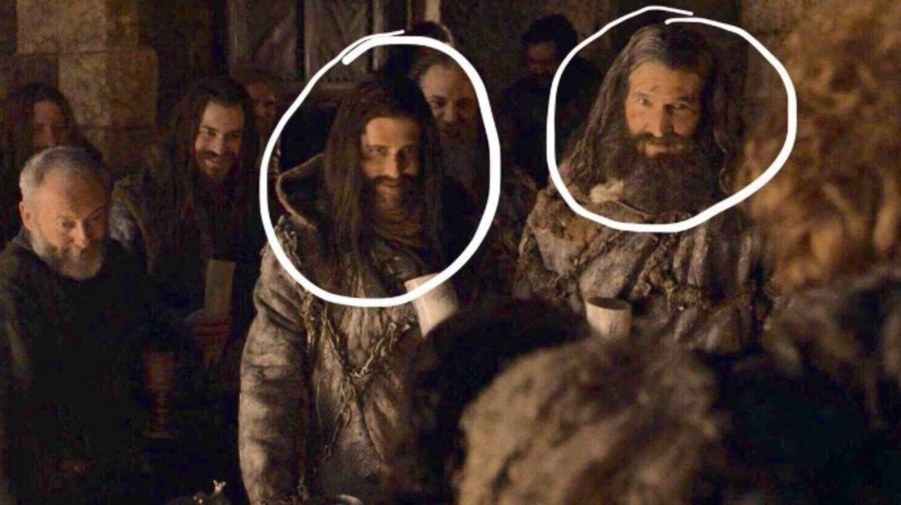 Game Of Thrones Showrunners Were Actually In The Same Scene