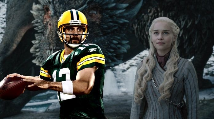 game of thrones season 8 episode 5 aaron rodgers cameo