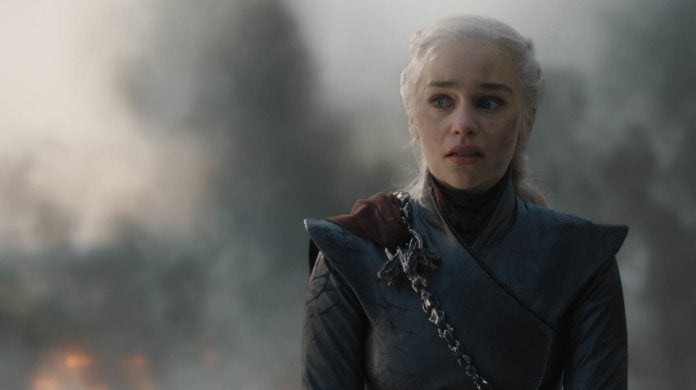 Game of Thrones The Bells Dany