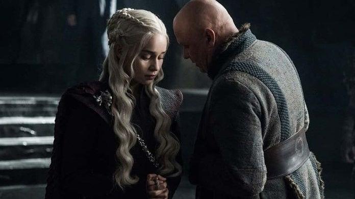 game of thrones varys daenerys