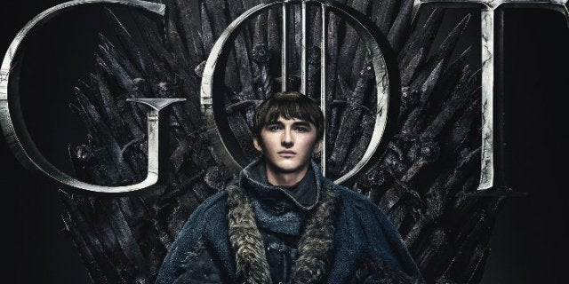 Game Thrones Ending Bran Stark King Iron Throne