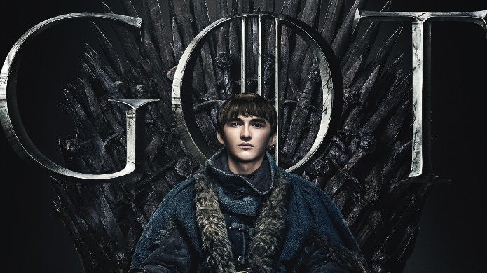 Game Thrones Ending Bran Stark King Iron Throne