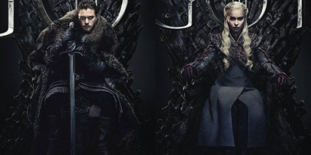 Game Thrones Ending Jon Snow Daenerys King Queen Iron Throne