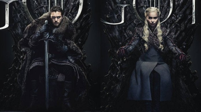 Game Thrones Ending Jon Snow Daenerys King Queen Iron Throne