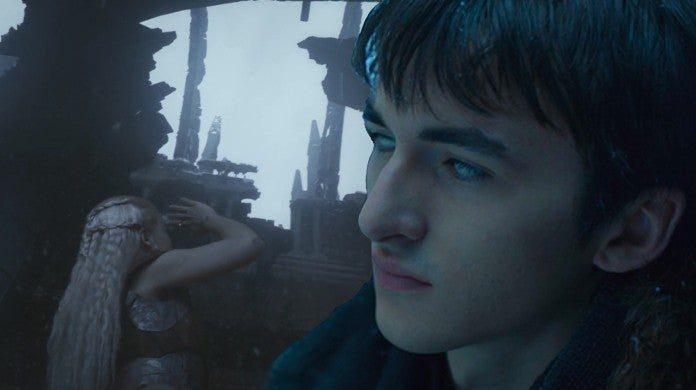 Game Thrones Season 8 episode 5 Bells Daeners Bran Visions Kings Landing Dragon Destruction