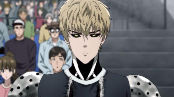 Genos-One-Punch-Man