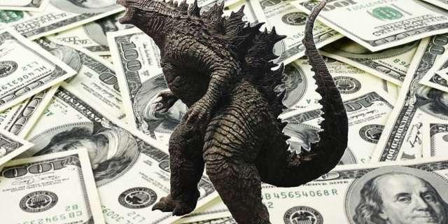 Godzilla $$