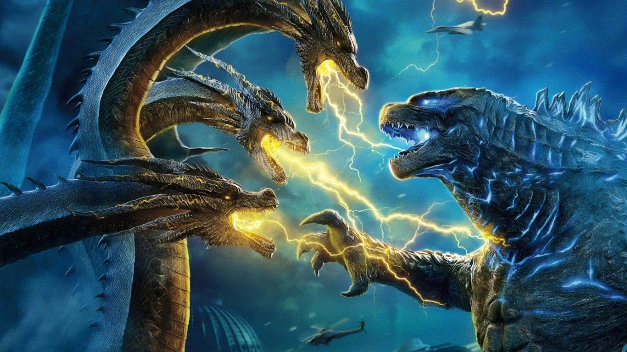 Godzilla 2 King Monsters Post Credits Scene Explained Mecha Ghidorah