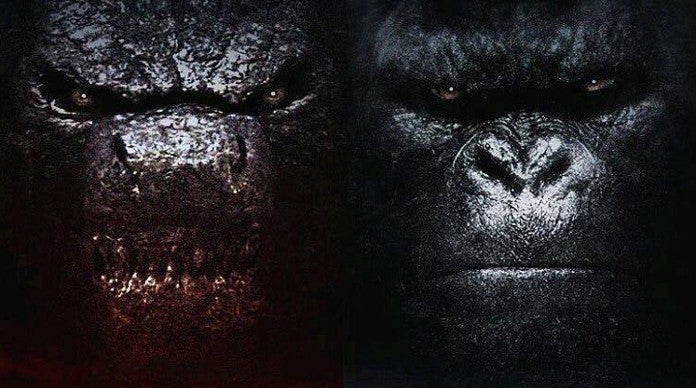 Godzilla 2 King Monsters vs Kong