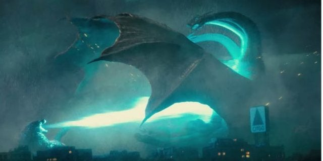 Godzilla King of Monsters Knock Out TV Spot