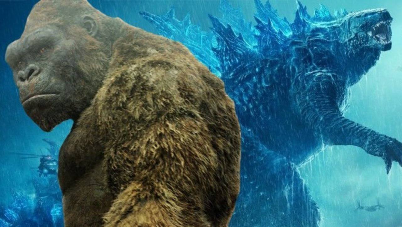 First Godzilla vs Kong Footage Released at CCXP