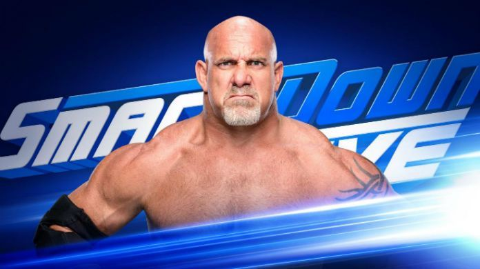 Goldberg-SmackDown-Live