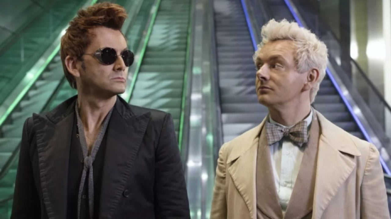Good Omens: Michael Sheen Says Aziraphale Is