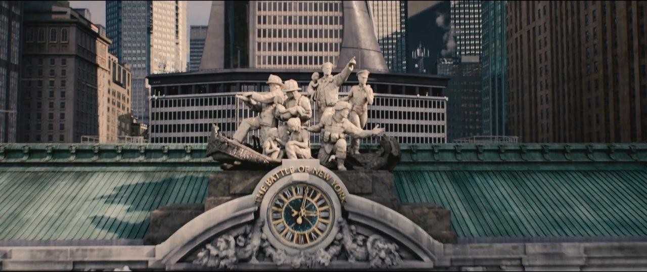 grand central station avengers