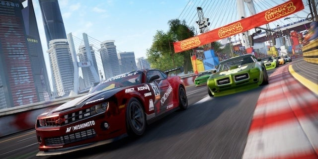 GRID Reboot Announced For PS4, PC, and Xbox One