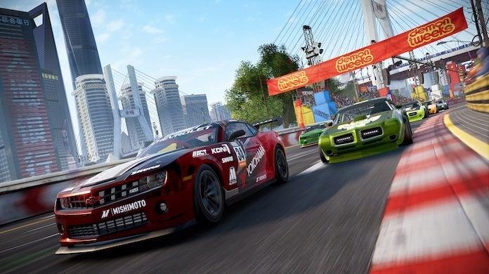 Reinicialização de GRID anunciado para PS4, PC e Xbox One