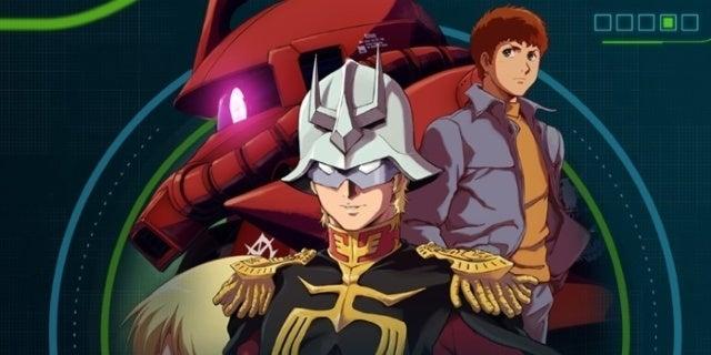 Toonami Adds Mobile Suit Gundam: The Origin