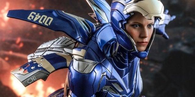 Hot Toys' Avengers: Endgame Pepper Pots Rescue Suit Figure Unveiled