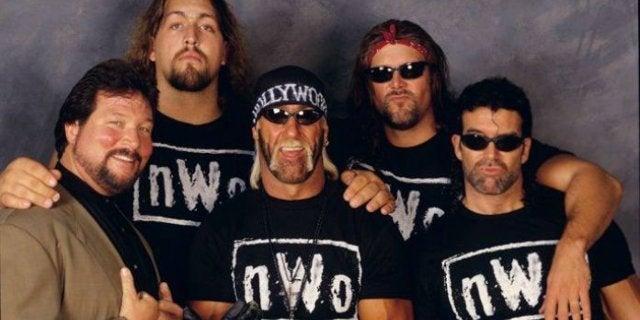 Hulk Hogan Teases NWO Return at Raw Reunion