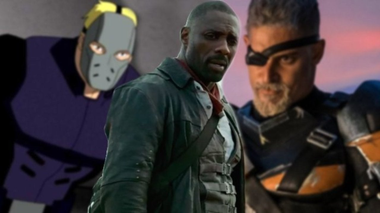Rumor: Idris Elba May Be Playing Deathstroke in The Suicide Squad