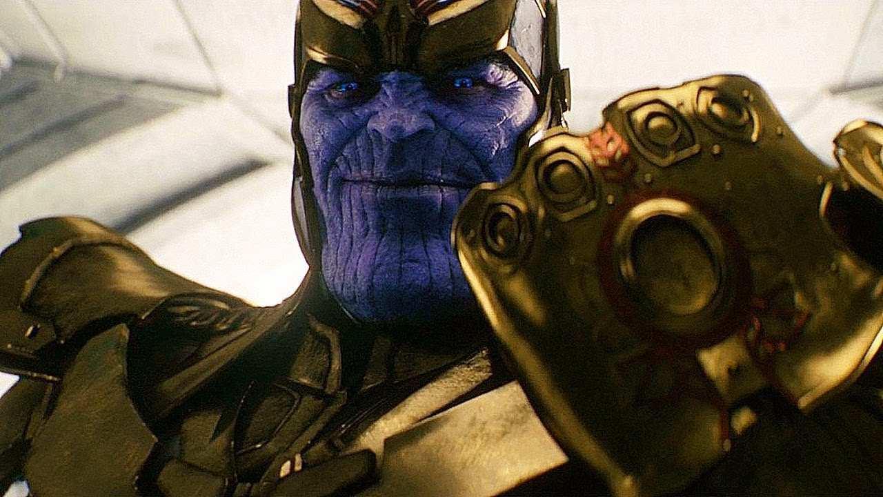 Infinity Gauntlet Age of Ultron