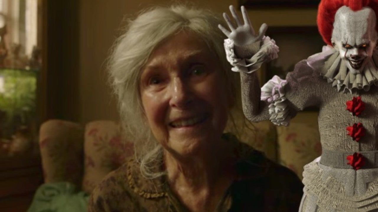 That Old Lady in the It: Chapter Two Trailer Has the