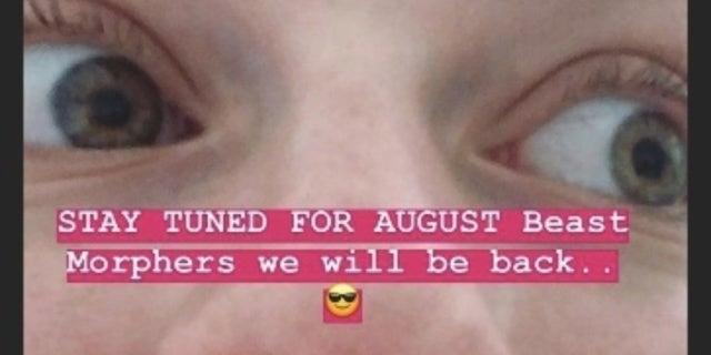 Jacqueline Scislowski Instagram Story