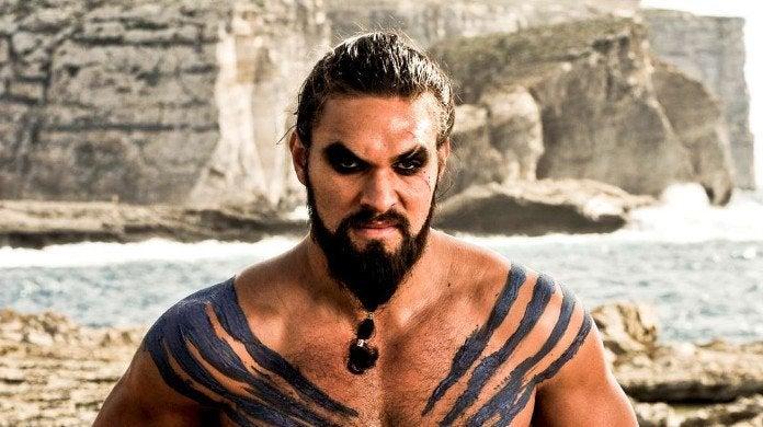 Jason Momoa Khal Drogo Game of Thrones