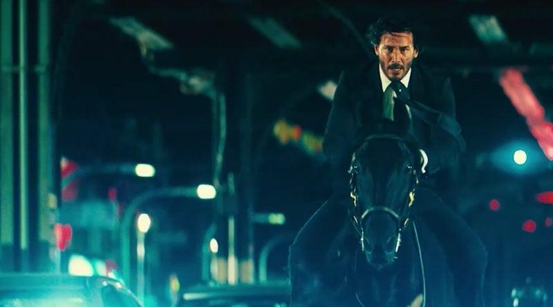 john wick 3 horse