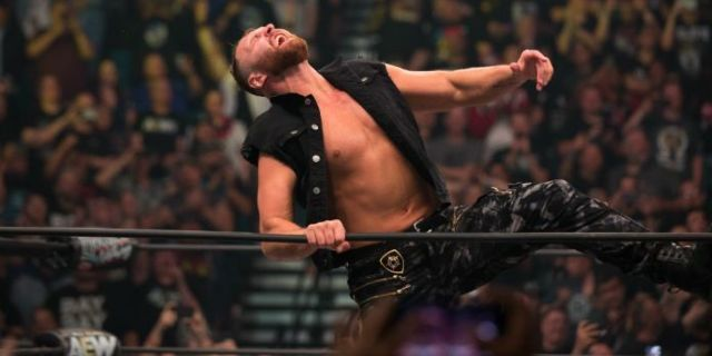 Jon Moxley vs. Kenny Omega Match Booked for AEW Full Gear Pay-Per-View