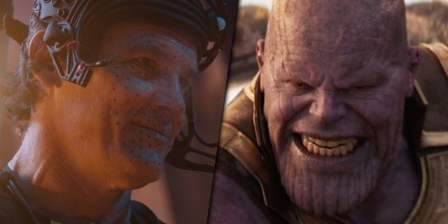 "Thanos Wins ""Best Villain"" at MTV Movie and TV Awards"