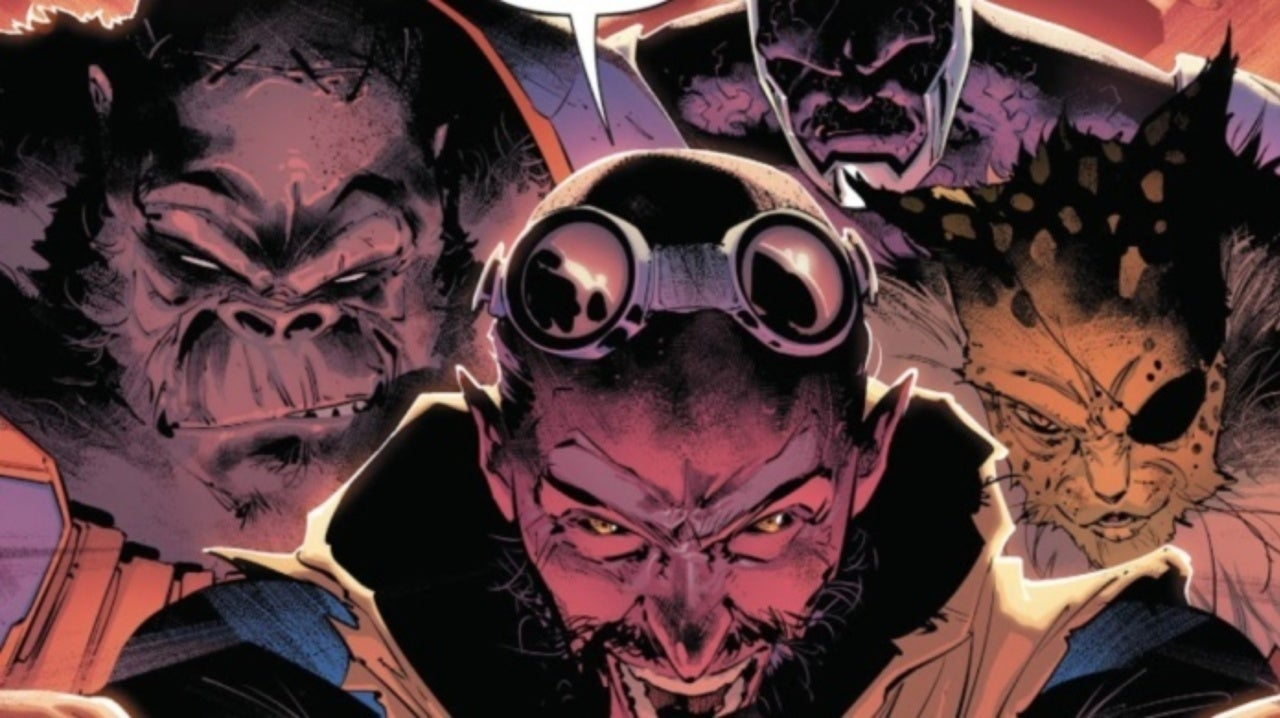 The Legion of Doom Become Heroes in Justice League #24